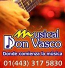 Logo de Musical Don Vasco