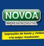 Logo de Novoa Impresión Digital