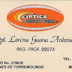 Optica Comfort Vision img-0