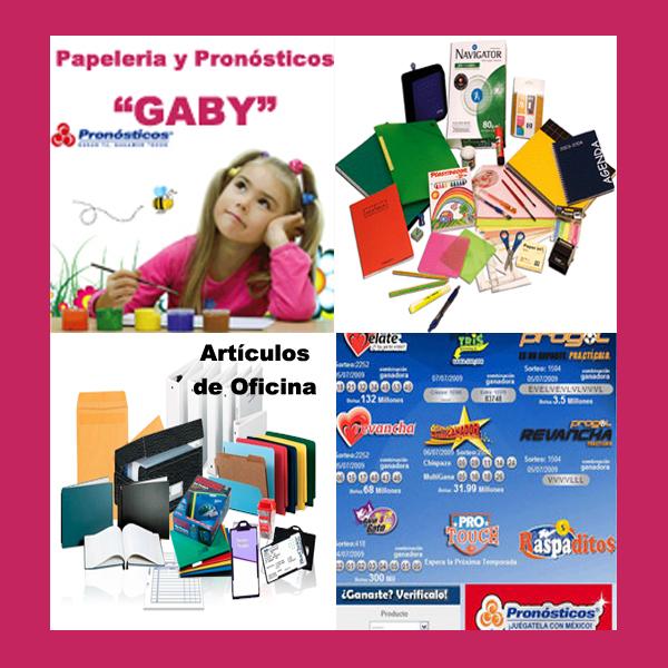 Papeler a y pron sticos gaby en morelia for Articulos de oficina y papeleria
