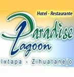 Logo de Paradise Lagoon