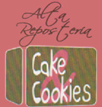 Logo de Pastería Cake & Cookies
