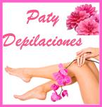 Logo de Paty Depilaciones