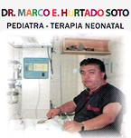 Logo de Pediatra Terapia Neonatal Dr. Marco E. Hurtado Soto