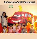 Logo de Pestalozi Estancia Infantil