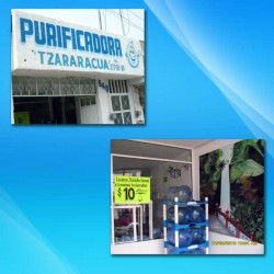 Planta Purificadora de Agua Tzararacua img-0