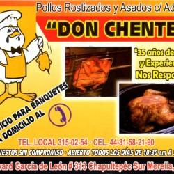 Pollos Rostizados y Asados Don Chente img-2