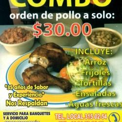 Pollos Rostizados y Asados Don Chente img-1