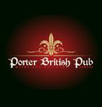 Logo de Porter British Pub
