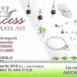 Princess Silver Plata 925 img-0