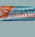 Logo de Provident Clínica Dental