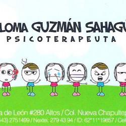 Psicóloga Paloma Guzmán Sahagún img-0