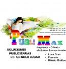Logo de Publi Max