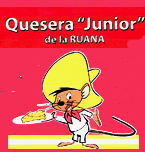 Logo de Quesera Junior de la Ruana