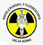 Logo de Rayos X Portatil