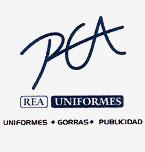 Logo de Rea Uniformes