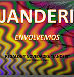 Logo de Regalos y Novedades Janderi