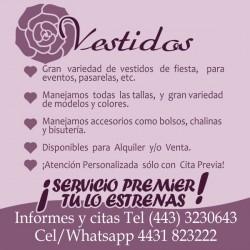Lupita  Alquiler y Venta de Vestidos img-1