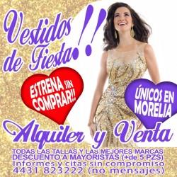 Renta y Venta de Vestidos de Fiesta img-4