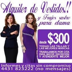 Renta y Venta de Vestidos de Fiesta img-0
