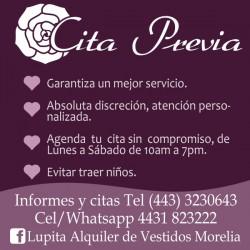 Lupita  Alquiler y Venta de Vestidos img-4