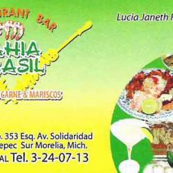Restaurante Bar Bahia Brasil img-0