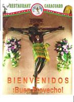 Logo de Restaurante Caracuaro 2