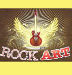Logo de Rock Art