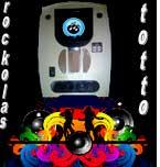 Logo de Rockolas Totto