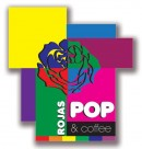 Logo de Rojas POP & Coffee