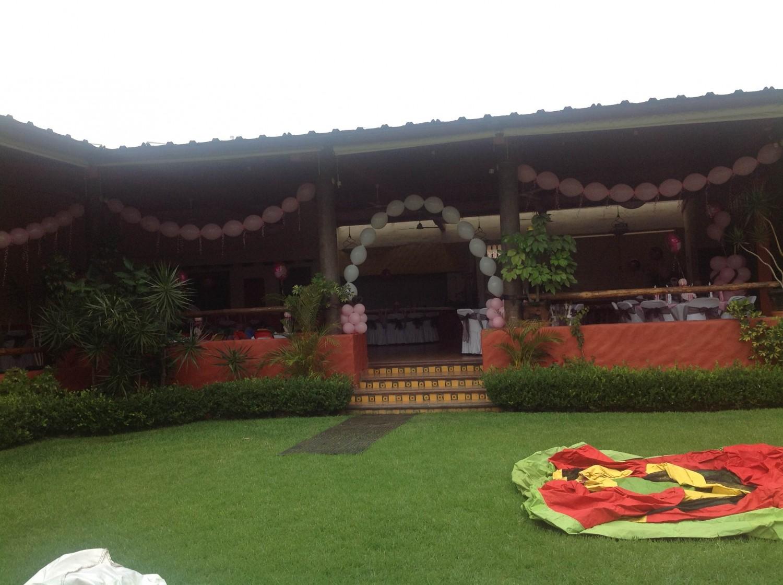 Sal n jard n hacienda los itzicuaros en morelia for Salon de jardin phoenix