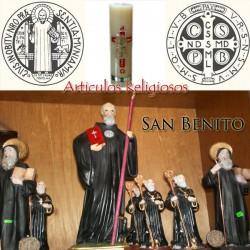 San Benito Abad Artículos Religiosos img-0