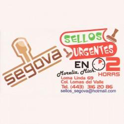 Sellos de Goma del Valle SEGOVA img-3