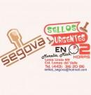 Logo de Sellos de Goma del Valle SEGOVA