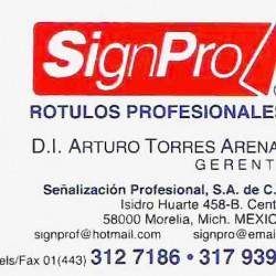 Señalización Profesional, S.A. de C.V. img-0