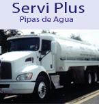Logo de Servi Plus Pipas de Agua