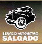 Logo de Servicio Automotriz Salgado