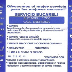 Servicio Bucareli img-0