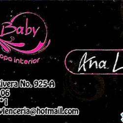 Sexy Baby Lencería y Ropa Interior img-0