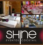 Logo de Shine Eventos Cocktail