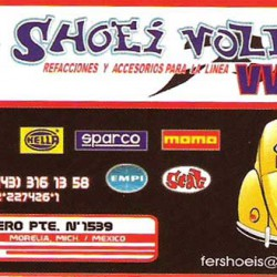 Shoei Volks img-0