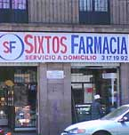 Logo de Sixtos Farmacia