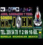 Logo de Sonido Mr. John