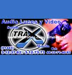 Logo de Sonido Trax Audio Luces y Video