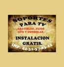 Logo de Soportes para Televisión