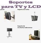 Logo de Soportes para Tv y Lcd