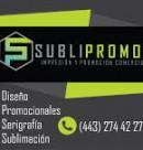 Logo de Sublipromos