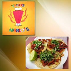 Tacos Mario´s Restaurant bar img-0