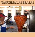 Logo de Taquería Las Brasas
