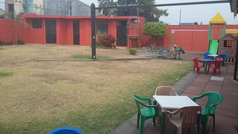 Terraza jard n san mateo en morelia for Terraza jardin